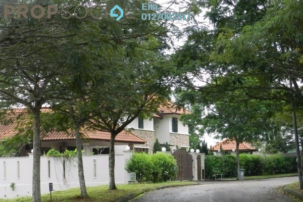 For Sale Bungalow at Ledang Heights, Iskandar Puteri (Nusajaya) Freehold Fully Furnished 4R/5B 3.9m