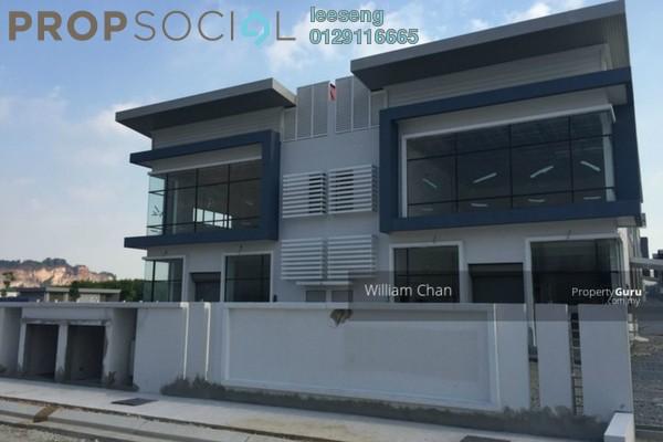 For Rent Factory at Gateway 16, Bandar Bukit Raja Freehold Unfurnished 0R/4B 8.3k