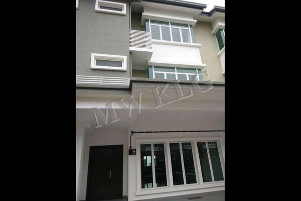 For Sale Terrace at Bandar Puteri Klang, Klang Freehold Unfurnished 5R/4B 908k