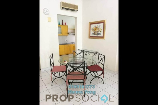 For Rent Condominium at Riana Green, Tropicana Freehold Fully Furnished 2R/2B 2k