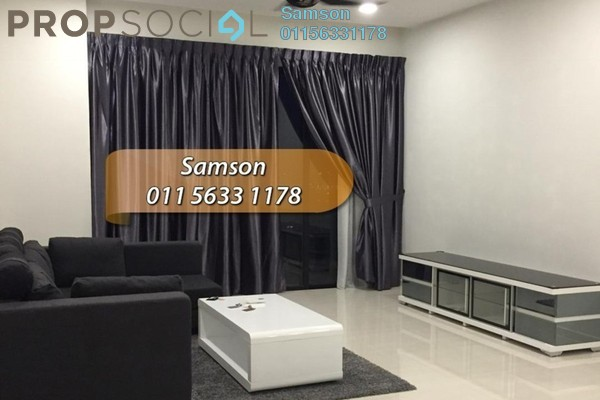 For Rent Condominium at Seri Riana Residence, Wangsa Maju Freehold Fully Furnished 3R/4B 4k