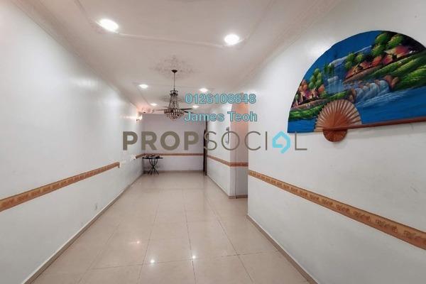 For Sale Terrace at Taman Teluk Pulai Indah, Klang Freehold Semi Furnished 4R/2B 429k