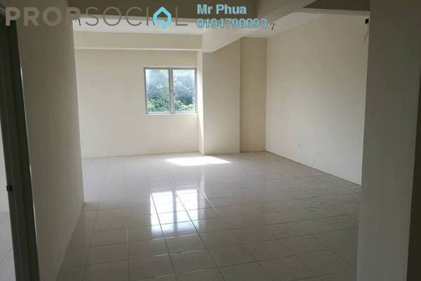 For Sale Condominium at BM Residence, Bukit Mertajam Freehold Unfurnished 4R/2B 375k
