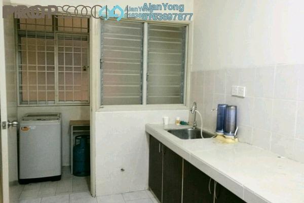 For Rent Condominium at Platinum Hill PV5, Setapak Freehold Semi Furnished 4R/2B 1.6k