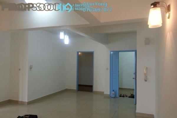 For Rent Condominium at Rivercity, Sentul Freehold Semi Furnished 3R/2B 1.8k