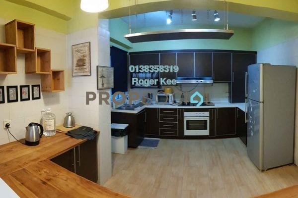 For Rent Condominium at Bungaraya Condominium, Saujana Freehold Fully Furnished 0R/0B 3k