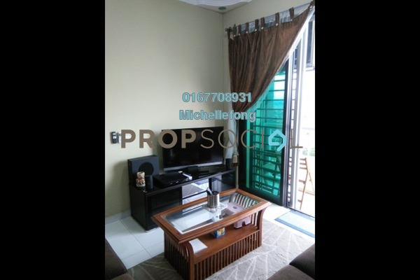 For Rent Serviced Residence at The Sky Executive Suites, Bukit Indah Freehold Fully Furnished 2R/2B 1.9k