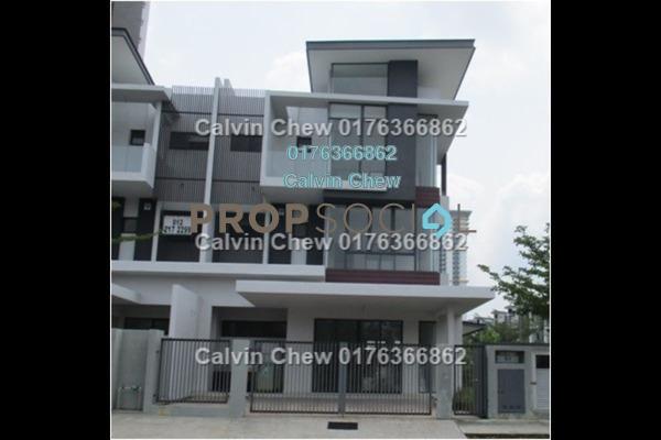 For Sale Terrace at Mutiara Villa, Kajang Freehold Unfurnished 5R/5B 813k