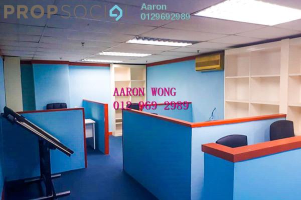 For Rent Office at Kelana Centre Point, Kelana Jaya Freehold Semi Furnished 3R/2B 2.5k