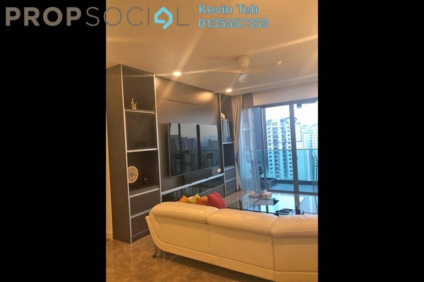 For Sale Condominium at Kiaramas Danai, Mont Kiara Freehold Fully Furnished 3R/3B 1.9m