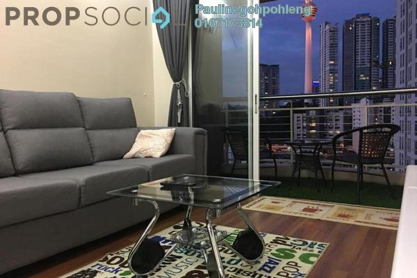 For Sale Apartment at Casa Mutiara, Pudu Freehold Fully Furnished 1R/1B 299k