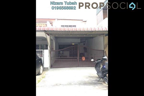 For Rent Terrace at Taman Merak Mas, Bukit Katil Freehold Semi Furnished 3R/2B 650translationmissing:en.pricing.unit