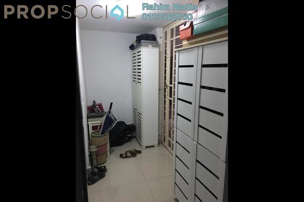 For Rent Condominium at Mas Kiara Residences, TTDI Freehold Semi Furnished 3R/2B 2.5k