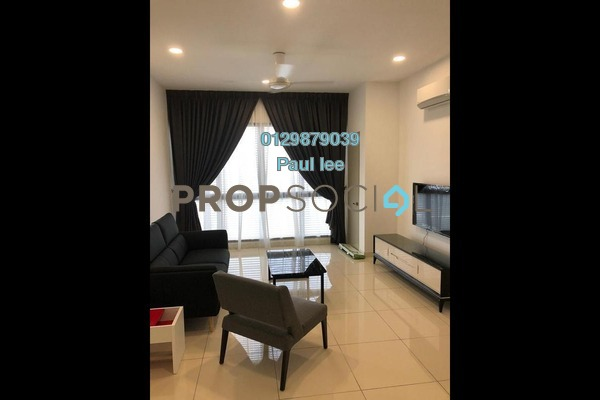 For Rent Condominium at Putra Residence, Putra Heights Freehold Fully Furnished 3R/2B 2.7k