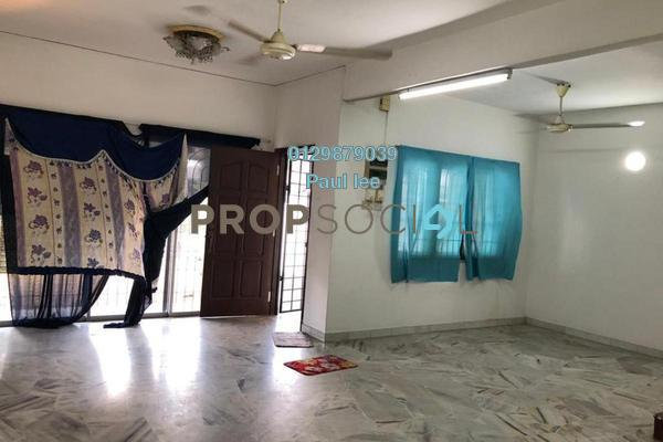 For Sale Terrace at USJ 4, UEP Subang Jaya Freehold Semi Furnished 4R/3B 699k