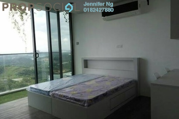 For Rent Serviced Residence at The Place, Cyberjaya Freehold Fully Furnished 2R/1B 1.3k