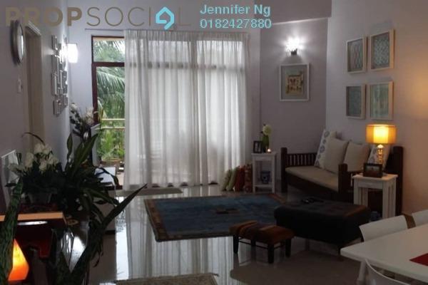For Sale Condominium at Indah Villa, Bandar Sunway Freehold Semi Furnished 3R/2B 570k