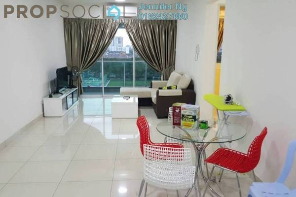 For Sale Condominium at The Regina, UEP Subang Jaya Freehold Semi Furnished 4R/3B 598k