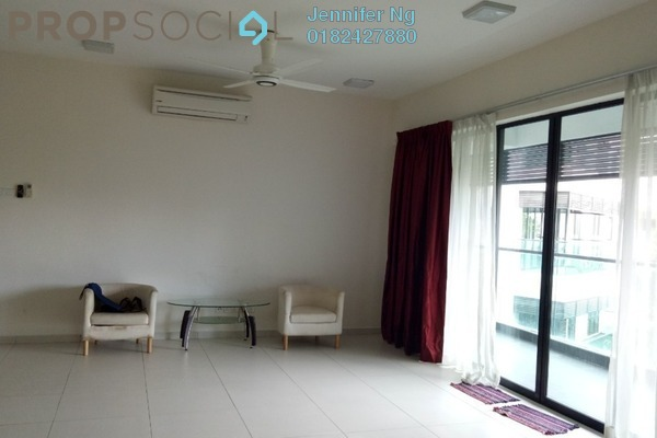 For Rent Condominium at Serin Residency, Cyberjaya Freehold Semi Furnished 5R/4B 2.3k