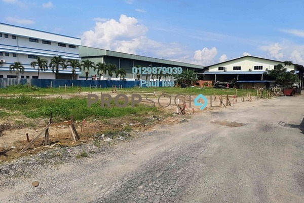 For Rent Land at Kampung Baru Subang, Shah Alam Freehold Unfurnished 0R/0B 9k