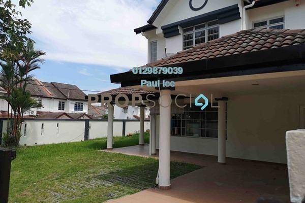 For Rent Terrace at BK5, Bandar Kinrara Freehold Semi Furnished 4R/3B 2.1k