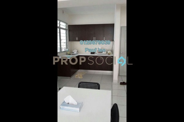 For Sale Condominium at Main Place Residence, UEP Subang Jaya Freehold Semi Furnished 3R/2B 490k