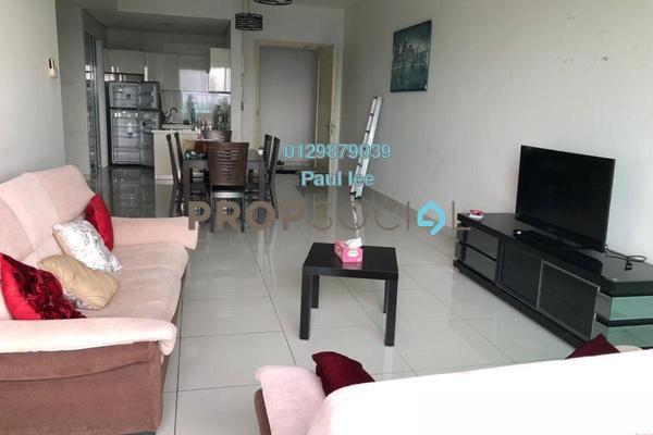 For Rent Condominium at Glomac Damansara Residences, TTDI Freehold Fully Furnished 3R/2B 3k