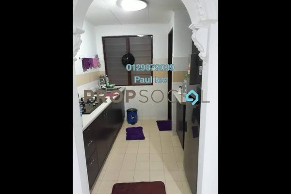 For Rent Condominium at Koi Legian, Bandar Puchong Jaya Freehold Semi Furnished 3R/2B 1.2k