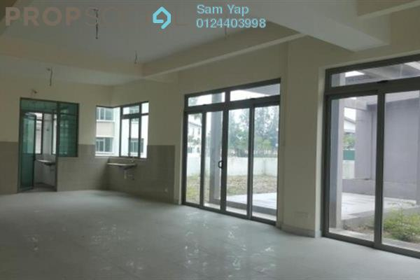 For Sale Terrace at D'Island, Puchong Freehold Unfurnished 6R/6B 1.8m