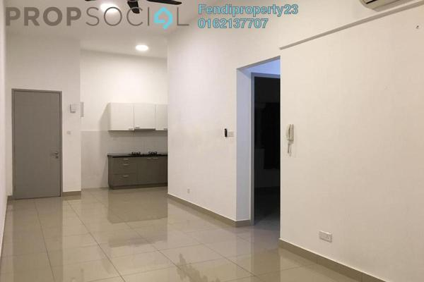 For Sale Condominium at Kiara Residence 2, Bukit Jalil Freehold Semi Furnished 3R/2B 628k