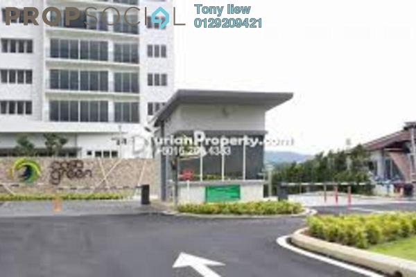 For Sale Condominium at Casa Green, Cheras South Freehold Unfurnished 3R/3B 580k