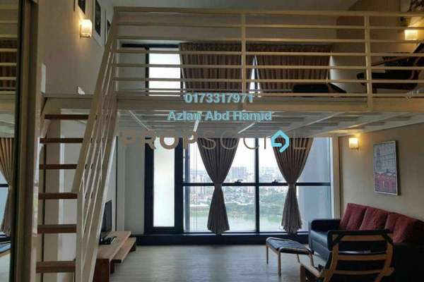 For Rent SoHo/Studio at M City, Ampang Hilir Freehold Fully Furnished 0R/1B 2.49k
