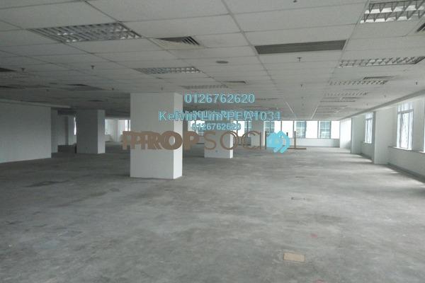 For Rent Office at Plaza Sentral, KL Sentral Freehold Unfurnished 1R/1B 45k