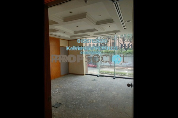For Rent Office at Menara Olympia, Bukit Ceylon Freehold Unfurnished 1R/1B 3.58k