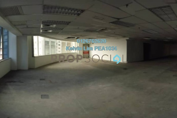 For Rent Office at Plaza Sentral, KL Sentral Freehold Unfurnished 1R/1B 7.41k