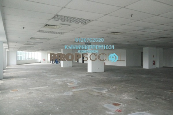 For Rent Office at Plaza Sentral, KL Sentral Freehold Unfurnished 1R/1B 72k