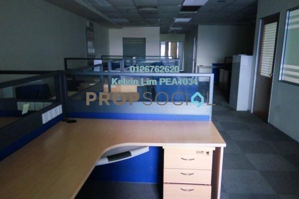 For Rent Office at Plaza Sentral, KL Sentral Freehold Semi Furnished 1R/1B 10.5k