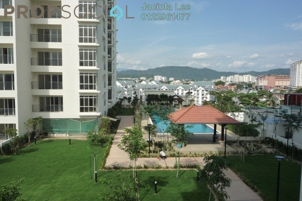 For Sale Duplex at Ampang Putra Residency, Ampang Leasehold Semi Furnished 5R/5B 598k