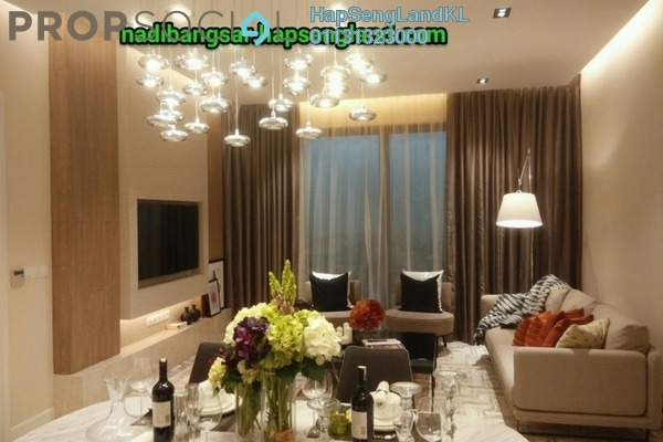 For Sale Serviced Residence at Nadi Bangsar, Bangsar Freehold Unfurnished 2R/2B 1.25m