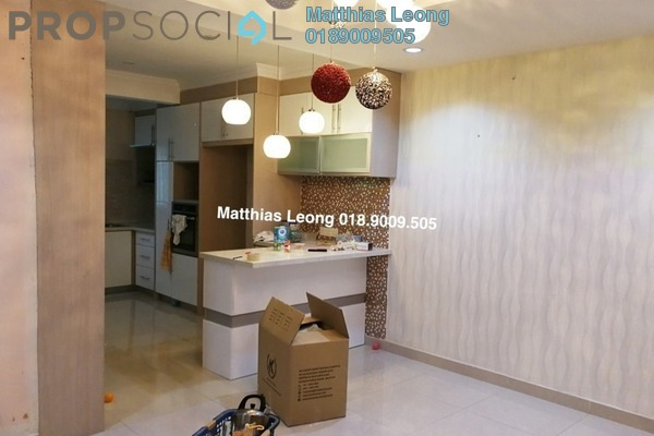 For Sale Terrace at Putra Indah, Putra Heights Freehold Semi Furnished 4R/3B 790k
