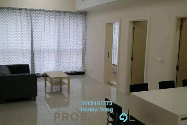 For Sale Serviced Residence at Icon Residenz, Petaling Jaya Freehold Fully Furnished 2R/1B 690k