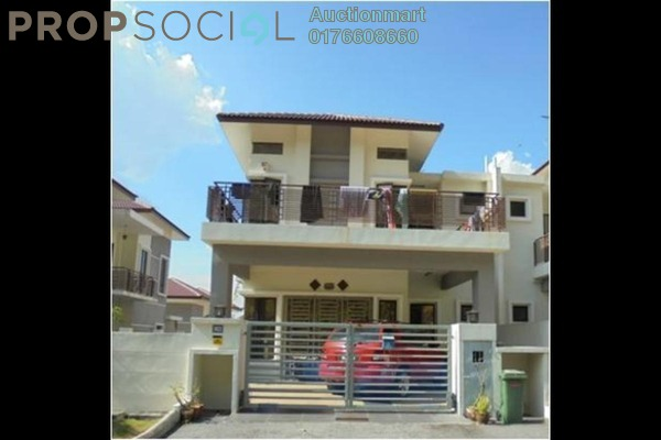 For Sale Semi-Detached at Nusa Intan, Senawang Freehold Unfurnished 0R/0B 550k
