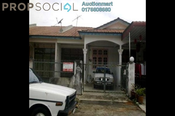 For Sale Terrace at Taman Restu, Kedah Freehold Unfurnished 0R/0B 100k