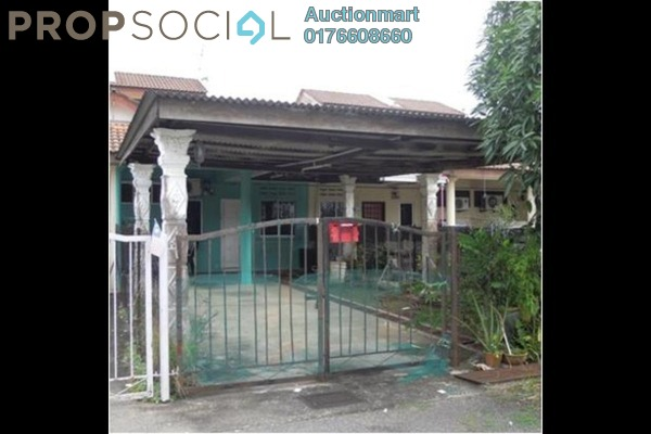 For Sale Terrace at Suteramas, Terengganu Freehold Unfurnished 0R/0B 112k