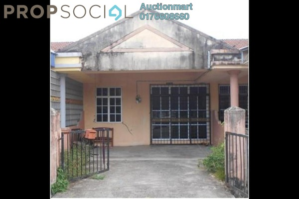 For Sale Terrace at Suteramas, Terengganu Freehold Unfurnished 0R/0B 130k