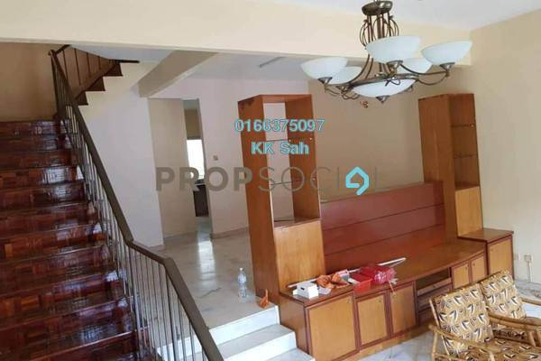For Sale Link at SL7, Bandar Sungai Long Freehold Fully Furnished 4R/3B 600k