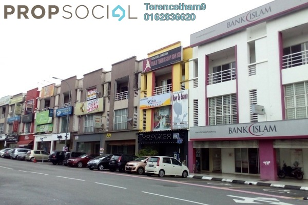 For Rent Shop at Bandar Baru Sri Petaling, Sri Petaling Freehold Semi Furnished 1R/1B 7k