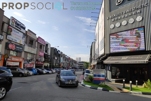 For Rent Shop at Bandar Baru Sri Petaling, Sri Petaling Freehold Semi Furnished 1R/1B 6.5k