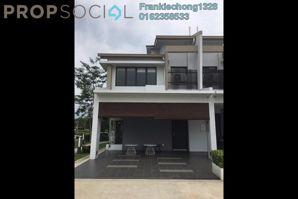For Sale Terrace at Saujana Rawang, Rawang Leasehold Fully Furnished 4R/2B 468k