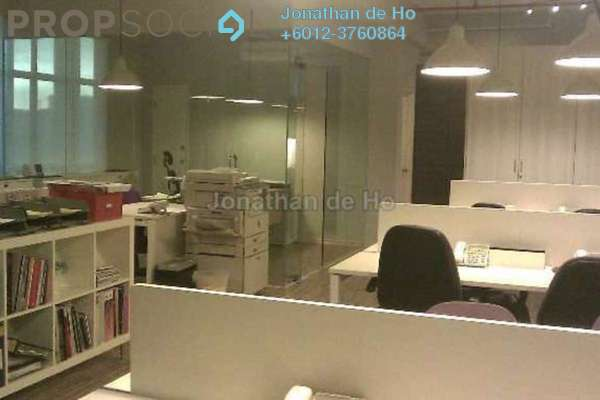 For Sale Office at Prima Avenue, Kelana Jaya Freehold Semi Furnished 0R/0B 550k